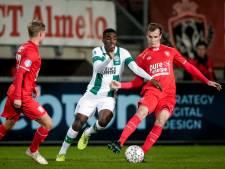 LIVE | Twente en Groningen zorgen nog voor weinig spektakel in de Grolsch Veste