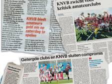 Amateurclubs worstelen met beloften: 'Eruit met die beloftenteams!'