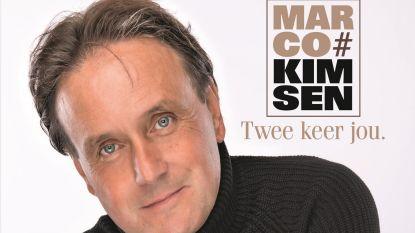 Marco Kimsen brengt nieuwe single op diner show