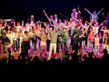 Zwaar weer in Breda voor Jazz Project voor Basisscholen