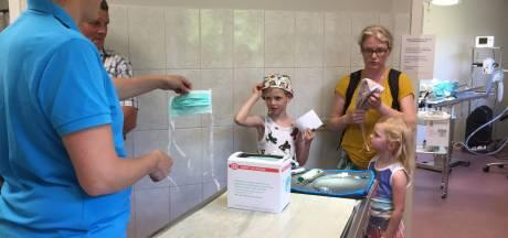 Open dag dierenkliniek in Heesbeen na half jaar verbouwen