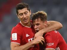 Veelvraat Bayern München wint ook Duitse Supercup