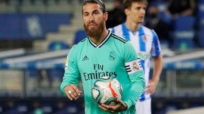 Recordman Ramos: Real-verdediger doet beter dan Koeman en Hierro en is best scorende verdediger in La Liga