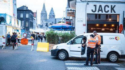 Weerspannige automobilist onder invloed probeert wegblokkade Gentse Feesten te omzeilen
