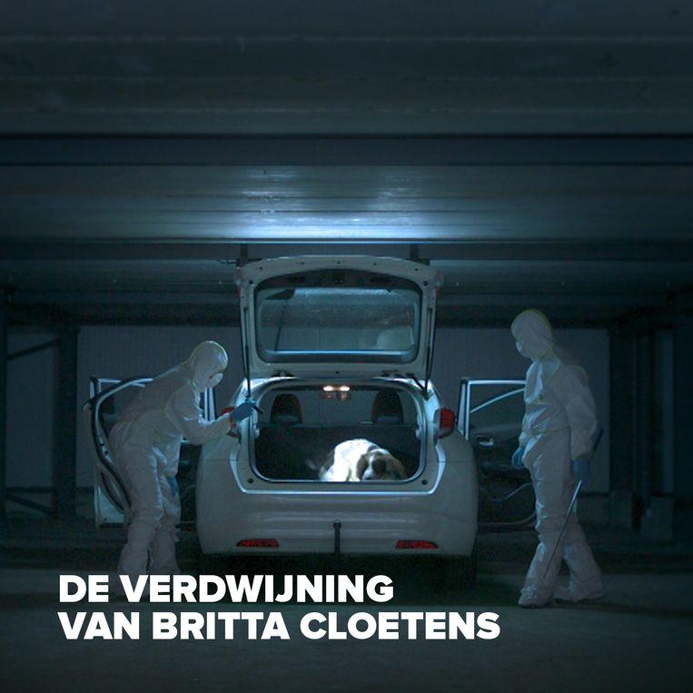 De verdwijning van Britta Cloetens.