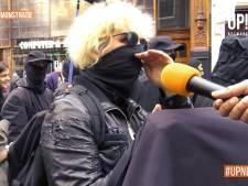 Pafmeisje Mila is de gangmaker bij extreemlinks in Nijmegen
