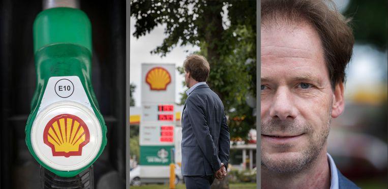 Bart Snels. Een initiatiefwet van GroenLinks om Unilever en Shell in Nederland te houden, of fors te laten betalen bij vertrek naar het Verenigd Koninkrijk, kan rekenen op brede politieke steun.  Beeld Werry Crone