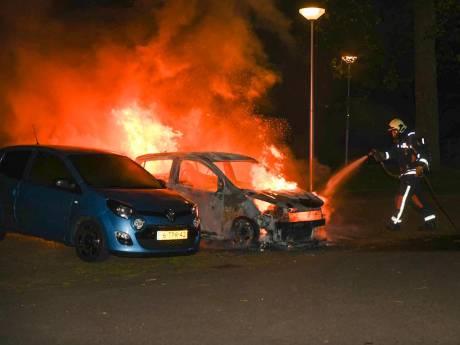 Goudse tieners (16 en 18) die worden verdacht van het stichten van autobranden horen hun straf