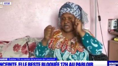 Cipiers vergeten na bezoekuur hoogzwangere vrouw: Mabéré zit 17 uur lang vast