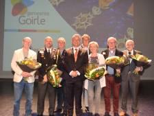 Acht koninklijke onderscheidingen in Goirle