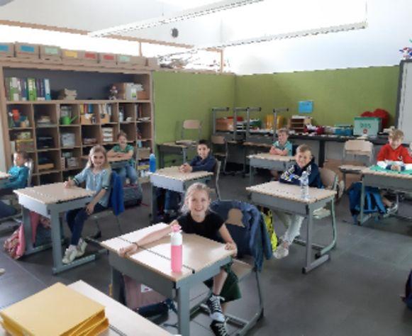 Vrije Basisschool Belleveer opnieuw voltallig.