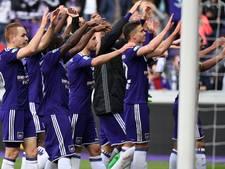 Anderlecht heeft Belgische titel voor het grijpen