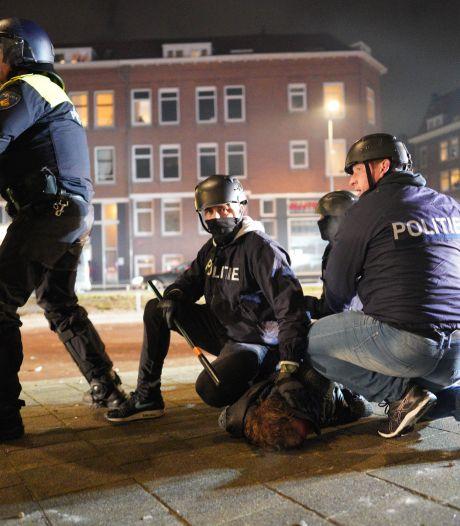 Politie: 'Dit zat er aan te komen, al die energie moet ergens heen, we blijven ze aanpakken'