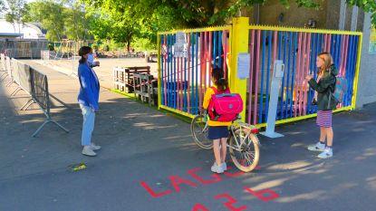 Leerlingen Sint-Hendrik krijgen met week vertraging terug les op school