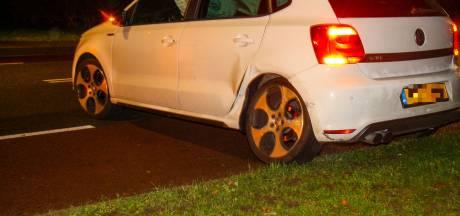 Gewonde bij aanrijding tussen auto's in Zutphen