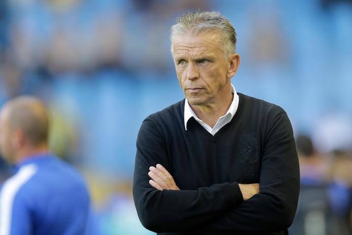 Edward Sturing heeft de functie als interim-coach afgeslagen bij Vitesse.