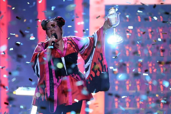 Netta Barzilai won zaterdag namens Israël het Eurovisie Songfestival 2018.