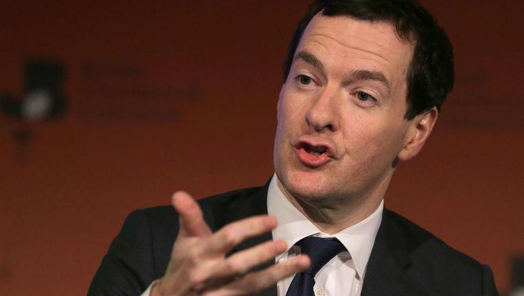 George Osborne Beeld null