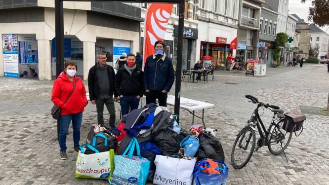 Sp.a Lokeren zamelt pak winterjassen in voor weggeefwinkel Veur Niet