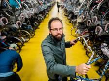 Extra plekken in fietsenstalling Rotterdam Centraal