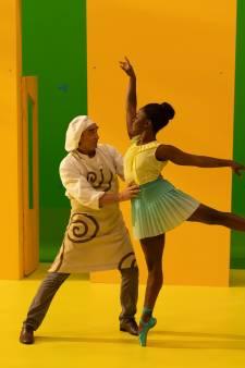 Ballerina Michaela DePrince: 'Ik voel me beter als ik dans'