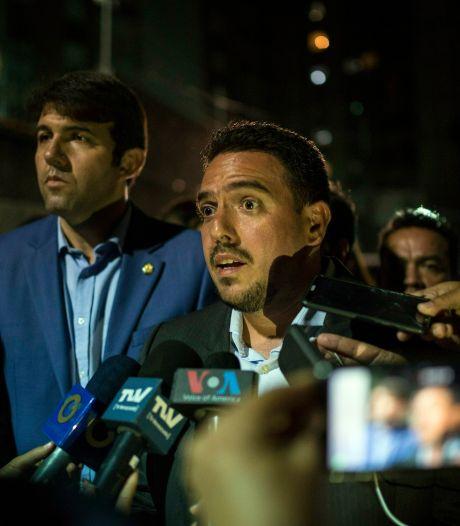Venezolaans oppositielid Zambrano gearresteerd door inlichtingendienst