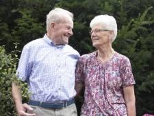Johannes en Gezina uit Den Ham 60 jaar getrouwd: 't löp gewoon zo'