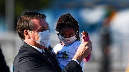 Bolsonaro getest op coronavirus na symptomen