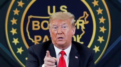 Twitter waarschuwt weer voor tweet Trump