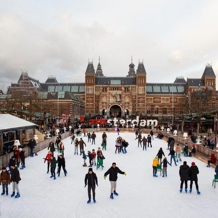 Museumplein Beeld Carly Wollaert