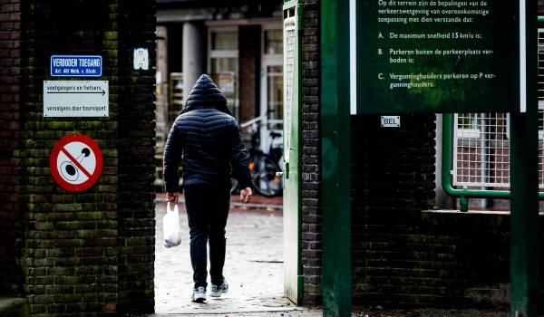 Drastische daling van asielzoekers uit veilige landen