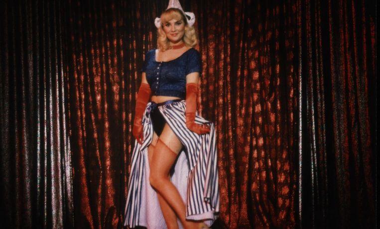Tatjana Simic in Flodder in Amerika! van Dick Maas. Beeld