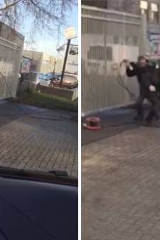 Afvalondernemer Albert T. uit Rouveen krijgt 20 maanden gevangenisstraf voor aanval met snijbrander