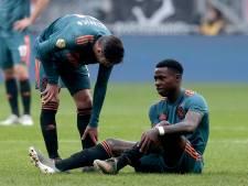 Promes ontbreekt bij Ajax in thuiswedstrijd tegen Willem II