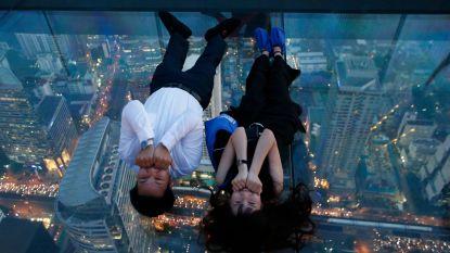 SkyWalk, de attractie in Bangkok die toeristen doet duizelen