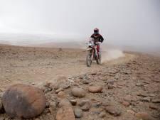 Snelste kistrijder Tielemans moet dag voor Dakar-finish geblesseerd opgeven