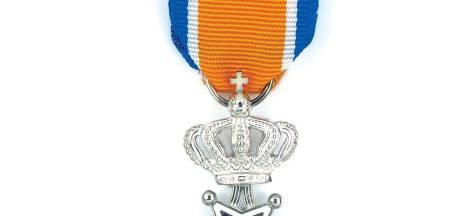 Koninklijke waardering voor Hasselter brandweerman