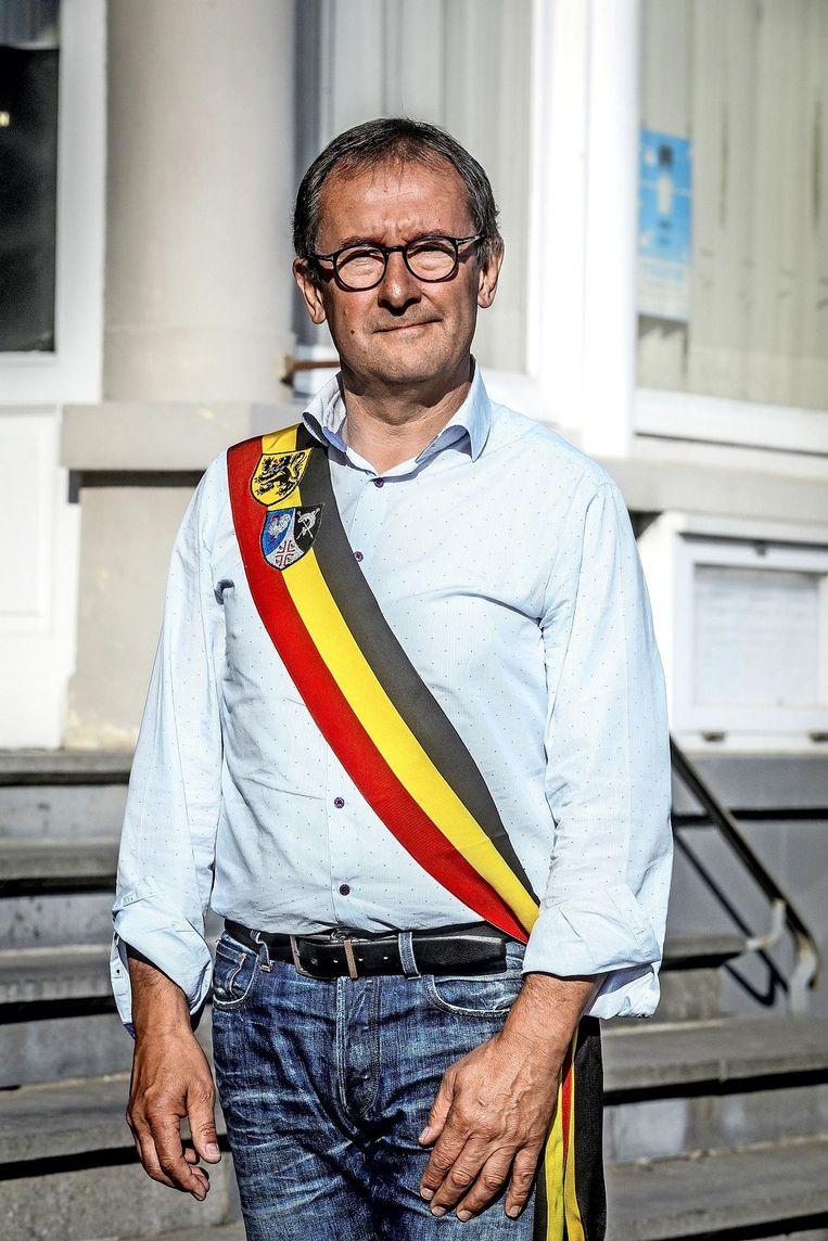 Burgemeester Peter Breemersch (Bewust).