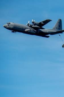 Landing Hercules op Deelen voorlopig van de baan