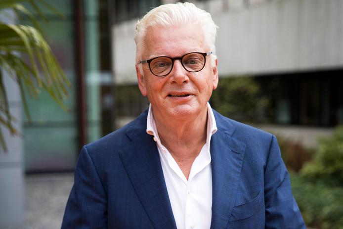 Omroep MAX-directeur Jan Slagter.
