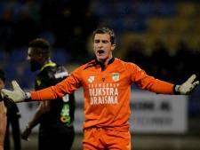 PEC Zwolle gunt voormalig TOP Oss-doelman Xavier Mous kans in de eredivisie
