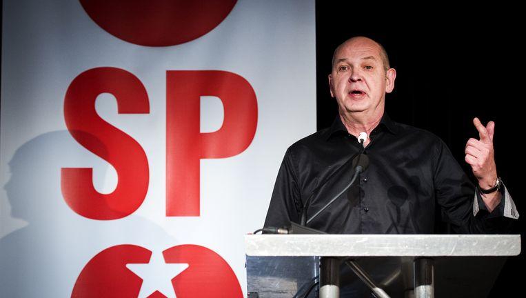 Jan Marijnissen. Beeld ANP