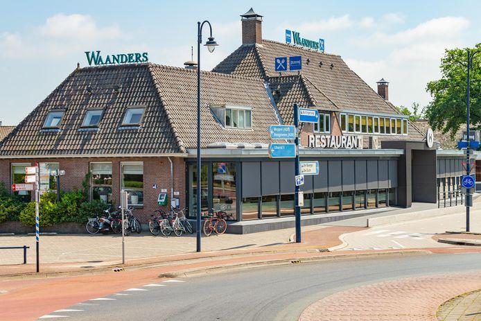Hotel Waanders in Staphorst houdt 6 kamers vrij voor quarantaine niet-besmette personen.