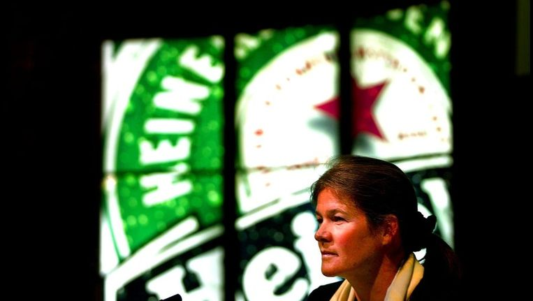 Charlene de Carvalho-Heineken Beeld anp