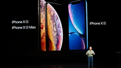 Review iPhone XR: een goedkopere iPhone die bijna even krachtig is -én betere batterij heeft- dan dure modellen