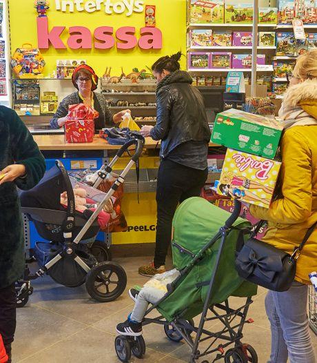 'Surséance Intertoys wordt een bloedbad voor de winkels en het personeel'