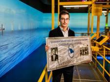 Niet zagen, maar trekken: prijs voor sloopmethode windmolens op zee