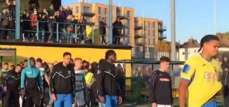 Incidents racistes lors d'un match de Coupe d'Angleterre: deux suspects arrêtés