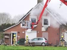 Woningbrand in Duiven: Het droomhuis van Jan en Lenie kwam nooit af