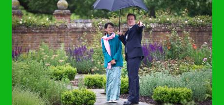 Suu Kyi raakt helft huis kwijt aan broer